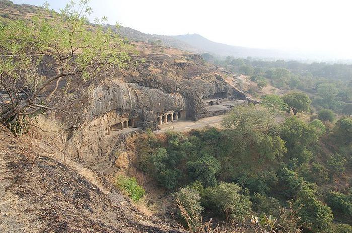 Пещеры Эллора 11968
