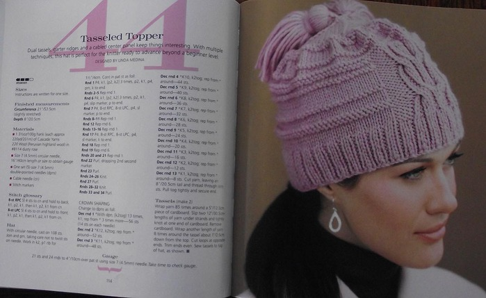 hats knitting patterns