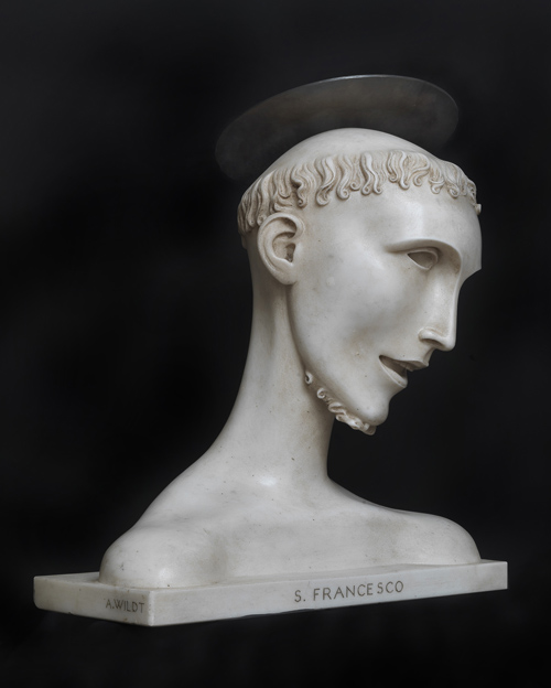 Скульпторы Италии - Адольфо Вильдт (Adolfo Wildt)
