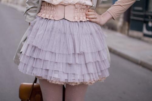 как шит юбку: