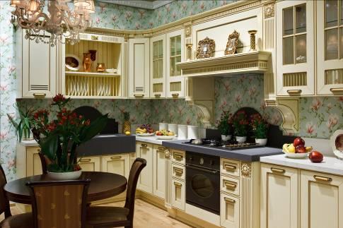 Модные тенденции в интерьере | кухонная мебель