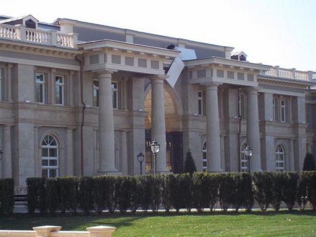 Новая летняя  резиденция Путина рядом с Сочи 46