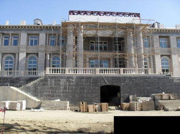 Новая летняя  резиденция Путина рядом с Сочи 1