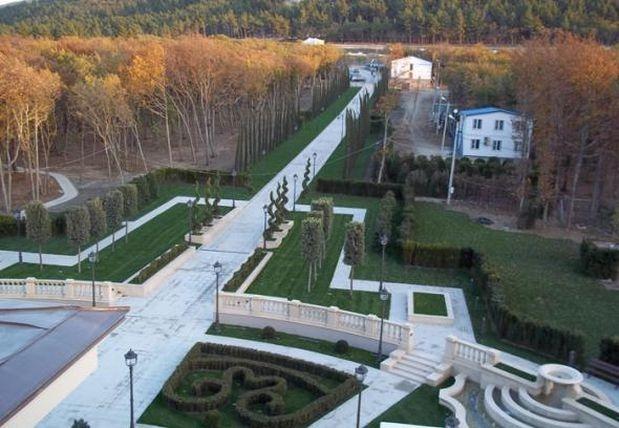 Новая летняя  резиденция Путина рядом с Сочи 18