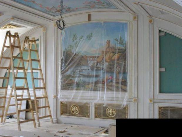 Новая летняя  резиденция Путина рядом с Сочи 22