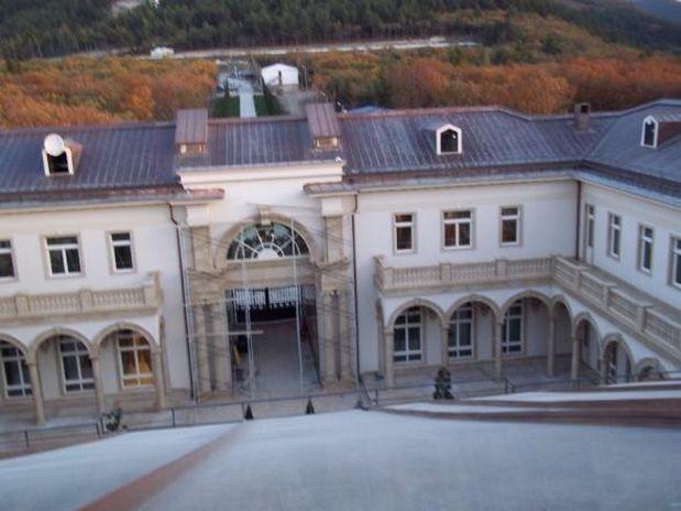 Новая летняя  резиденция Путина рядом с Сочи 37