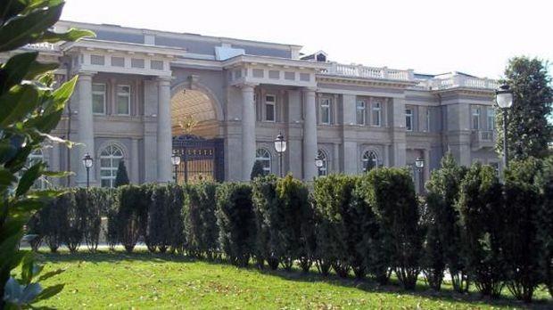 Новая летняя  резиденция Путина рядом с Сочи 41