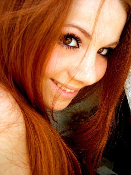 Рыжие кареглазые девушки фото фото 292-761