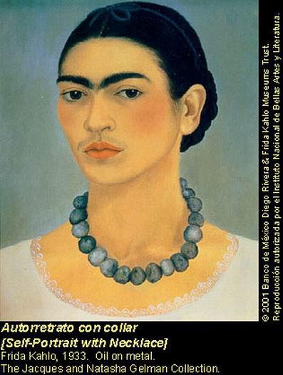 Фрида Кало родилась в Мехико в