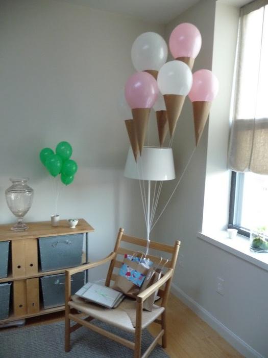 63Как украсить комнату  на день рождения девушке