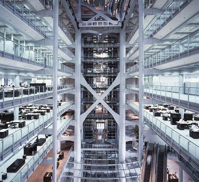 Необычные архитектурные сооружения 5