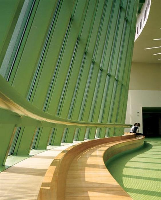 Необычные архитектурные сооружения 8