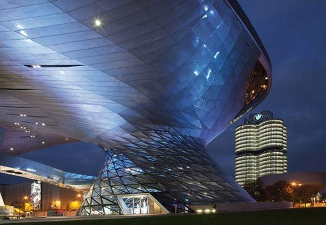 Необычные архитектурные сооружения 18
