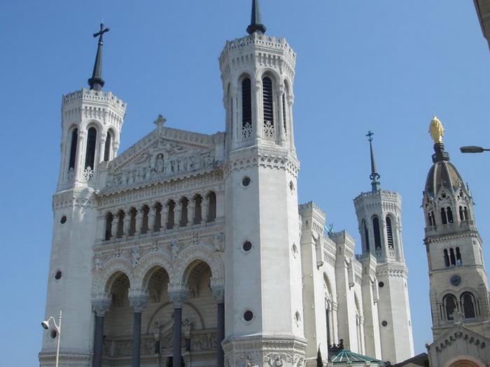 Базилика Нотр-Дам де Фурвьер , Лион 56168