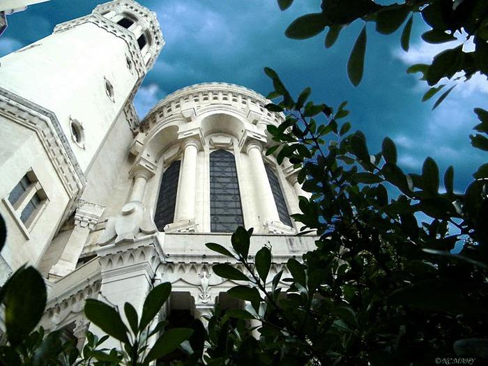 Базилика Нотр-Дам де Фурвьер , Лион 39672