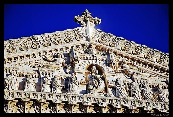 Базилика Нотр-Дам де Фурвьер , Лион 41688