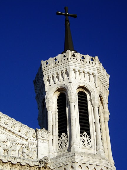 Базилика Нотр-Дам де Фурвьер , Лион 55153