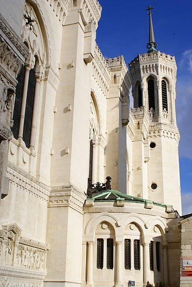 Базилика Нотр-Дам де Фурвьер , Лион 23916