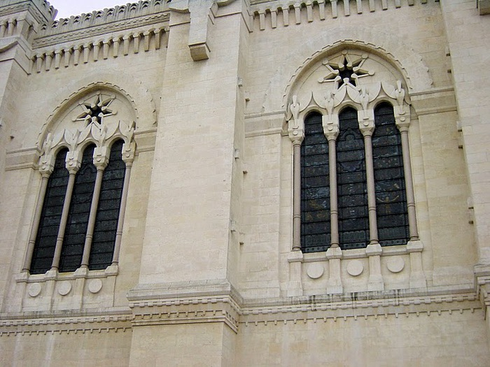 Базилика Нотр-Дам де Фурвьер , Лион 65272