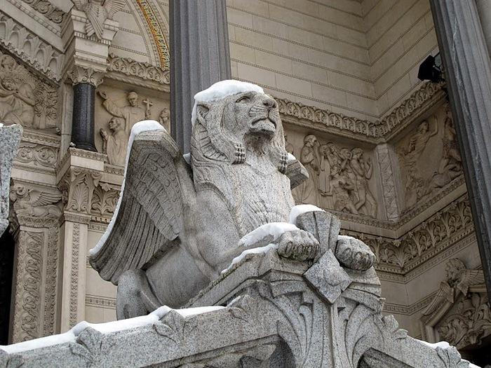 Базилика Нотр-Дам де Фурвьер , Лион 56469