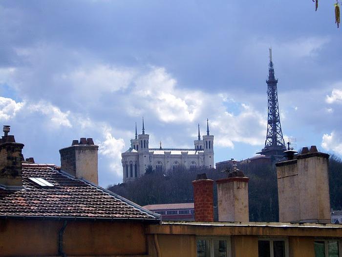 Базилика Нотр-Дам де Фурвьер , Лион 13276