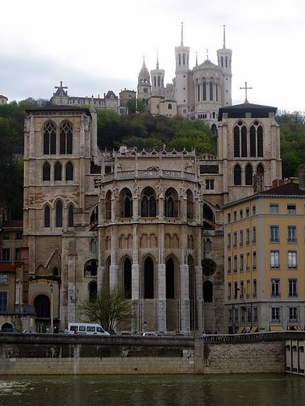Базилика Нотр-Дам де Фурвьер , Лион 87973