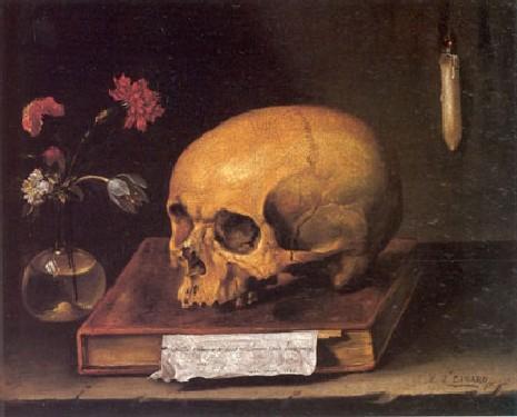 Ж. Линар. Vanitas. 1644