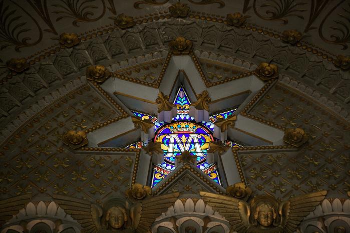 Базилика Нотр-Дам де Фурвьер , Лион 42534