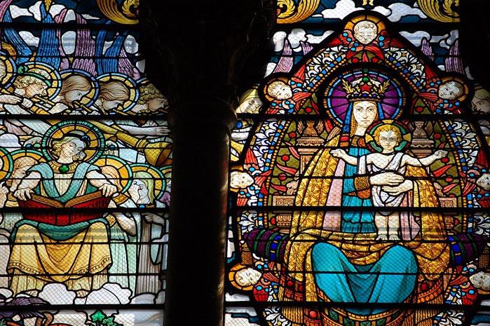 Базилика Нотр-Дам де Фурвьер , Лион 12812