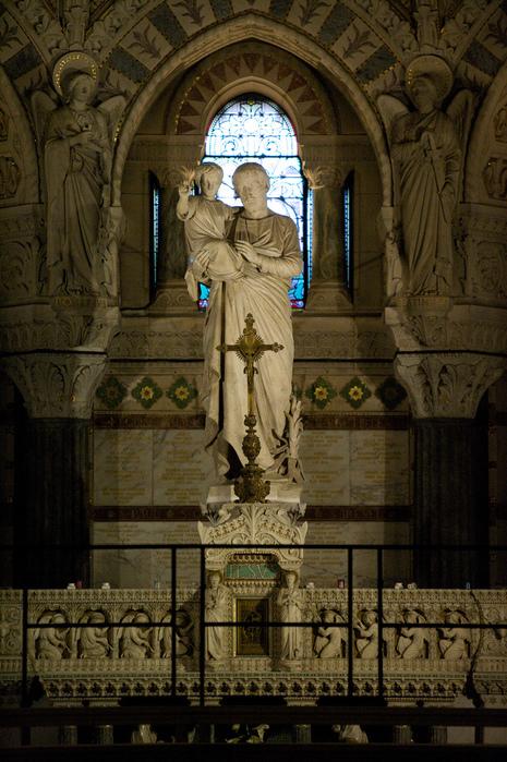 Базилика Нотр-Дам де Фурвьер , Лион 36114