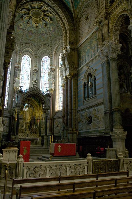 Базилика Нотр-Дам де Фурвьер , Лион 63544