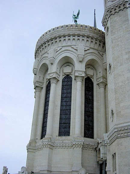 Базилика Нотр-Дам де Фурвьер , Лион 57569