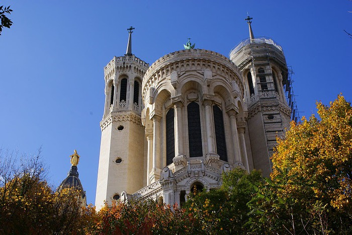 Базилика Нотр-Дам де Фурвьер , Лион 86068