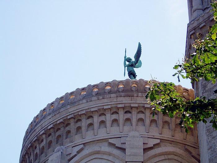 Базилика Нотр-Дам де Фурвьер , Лион 14436