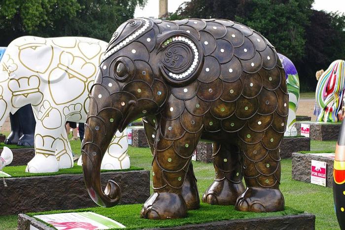 Парад Слонов в Лондоне 2010 61149