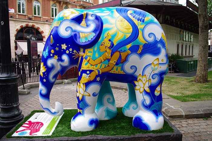 Парад Слонов в Лондоне 2010 26337