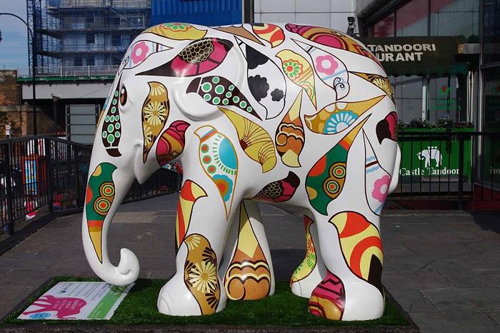 Парад Слонов в Лондоне 2010 16404