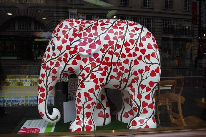 Парад Слонов в Лондоне 2010 59937