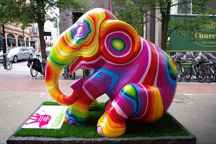 Парад Слонов в Лондоне 2010 22792