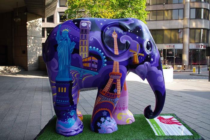 Парад Слонов в Лондоне 2010 49353