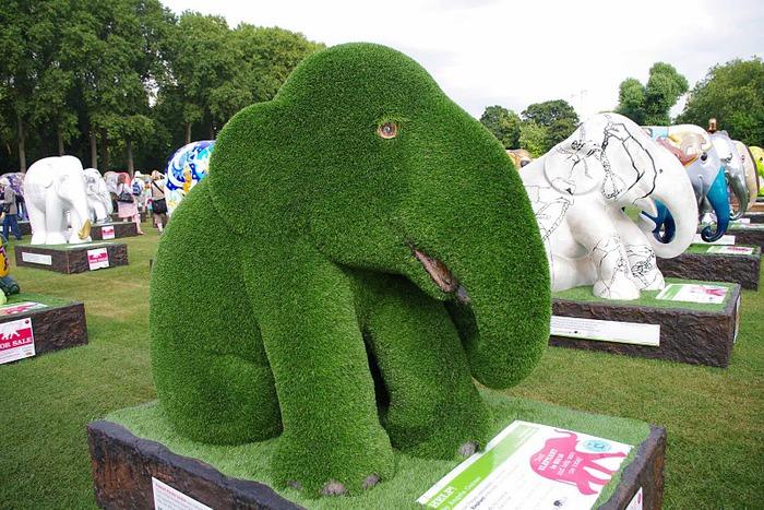 Парад Слонов в Лондоне 2010 25746