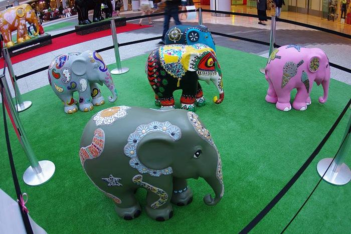 Парад Слонов в Лондоне 2010 83126