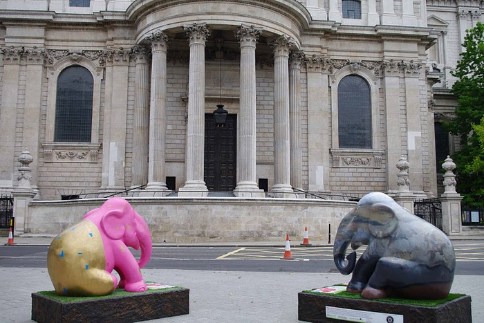 Парад Слонов в Лондоне 2010 16783