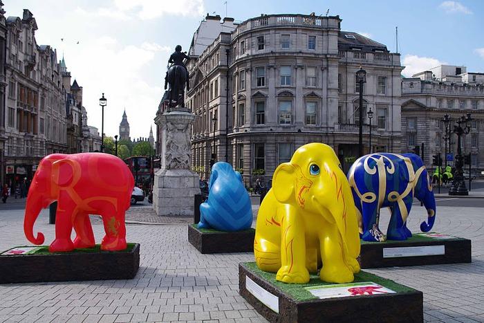Парад Слонов в Лондоне 2010 53482