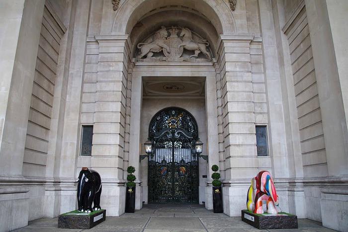 Парад Слонов в Лондоне 2010 49115