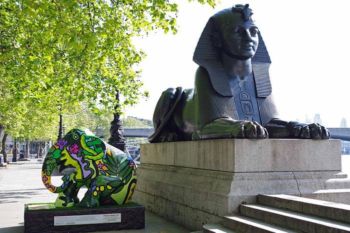 Парад Слонов в Лондоне 2010 54211