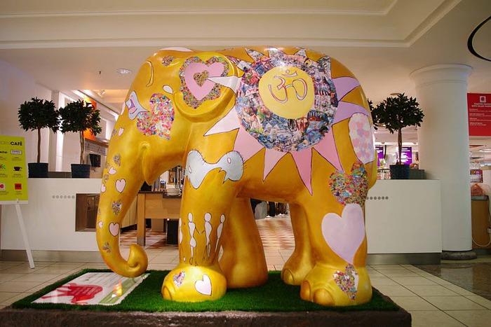 Парад Слонов в Лондоне 2010 46072