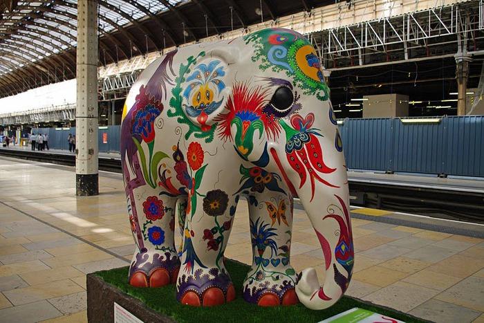 Парад Слонов в Лондоне 2010 68671