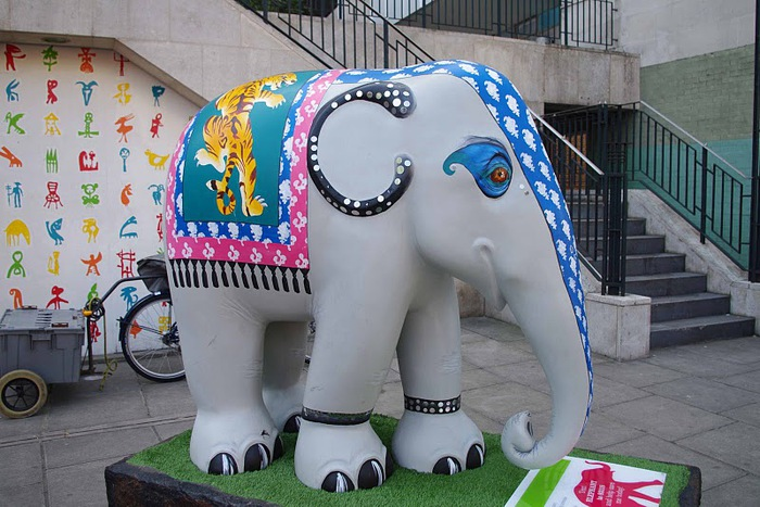Парад Слонов в Лондоне 2010 57106