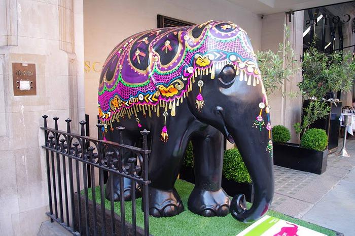 Парад Слонов в Лондоне 2010 93192